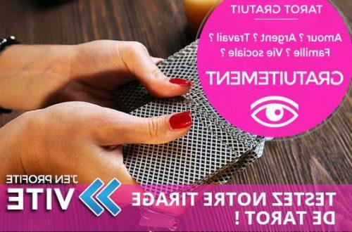Tarot Du Destin Test en ligne