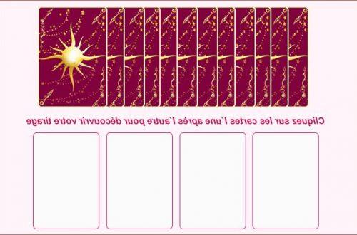Tarot Ge Test en ligne